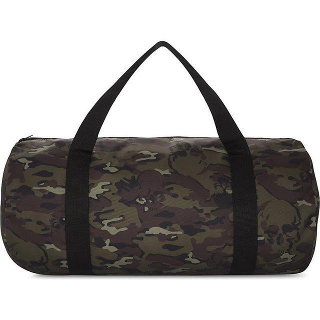 Camouflage nylon yoga bag