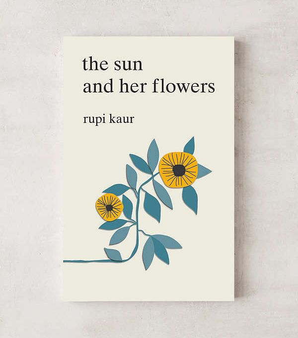 the sun and her flowers By Rupi Kaur - Assorted One Size at Urban Outfitters