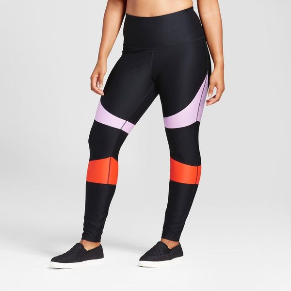 Plus Size Plus High Waist Performance Leggings