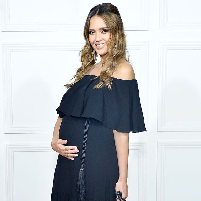 Inside Jessica Alba's Adorably Chic Tea Party–Themed Baby Shower