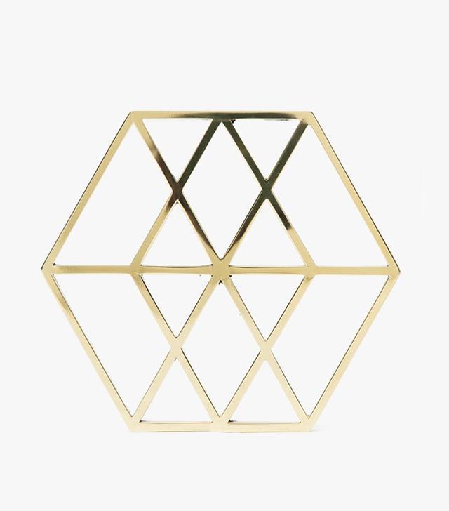 Bauhaus Coaster + Trivet