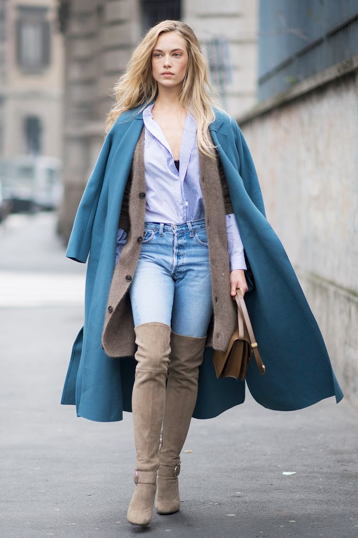 15 Ways to Wear a Long Cardigan Through the Dead of Winter  801567d24