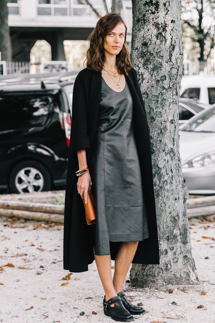 15 Ways To Wear A Long Cardigan Through The Dead Of Winter Who