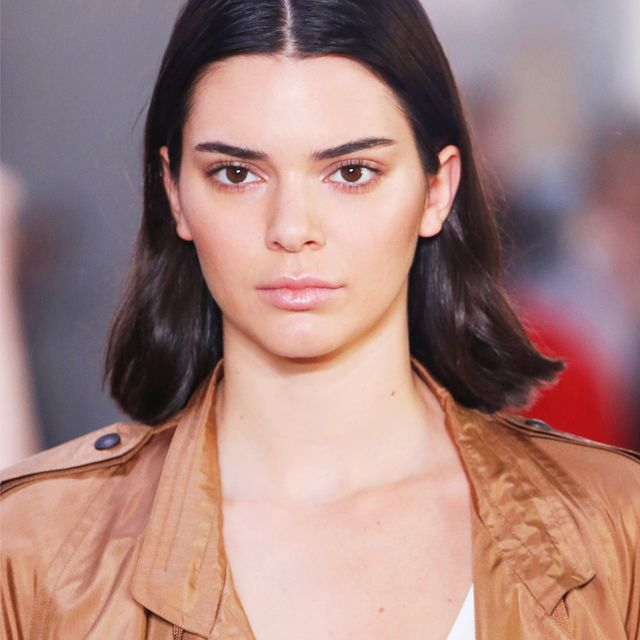 This Is Kendall Jenner's Fashion Week Diet