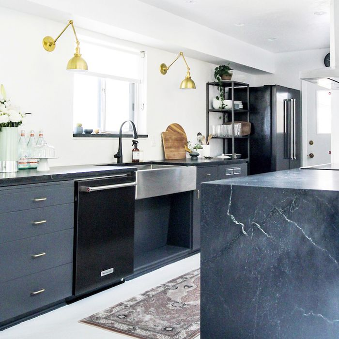 These Are The 8 Best Kitchen Cabinet Paint Colors Mydomaine