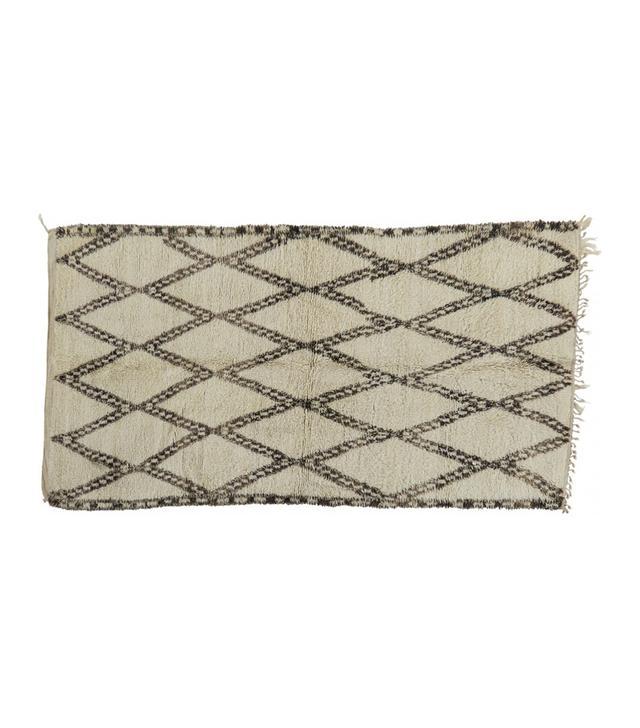 Jayson Home Vintage Beni Ourain Rug