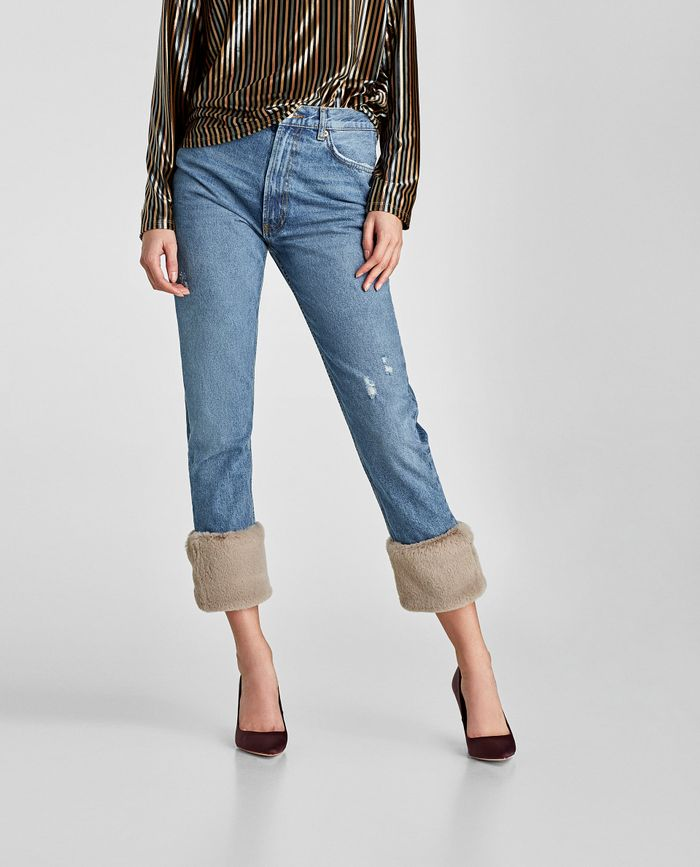 Zara's Most Polarizing Jeans of the Year Are Selling Out