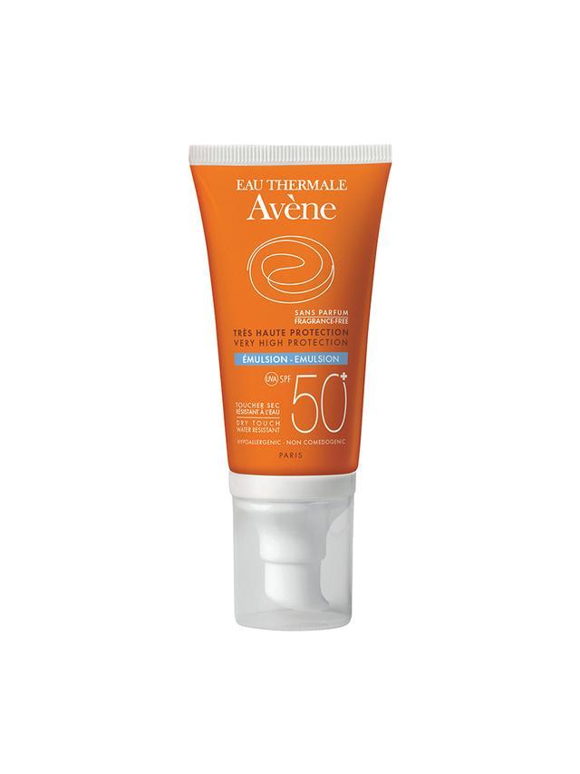 Avene Sunscreen Emulsion face 50+