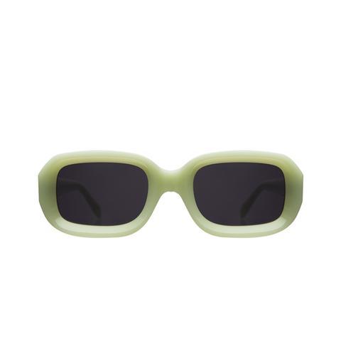 Vinyl Sunglasses in Mint