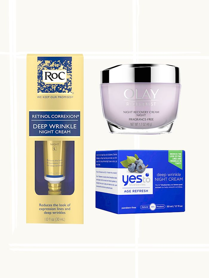 best hydrating night cream