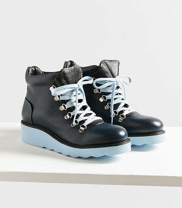 Greta Pop Lace Hiker Boot