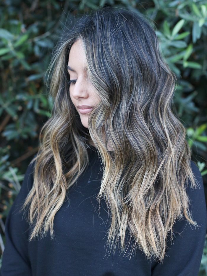 From Caramel To Mocha The Most Flattering Hair Colors For Olive