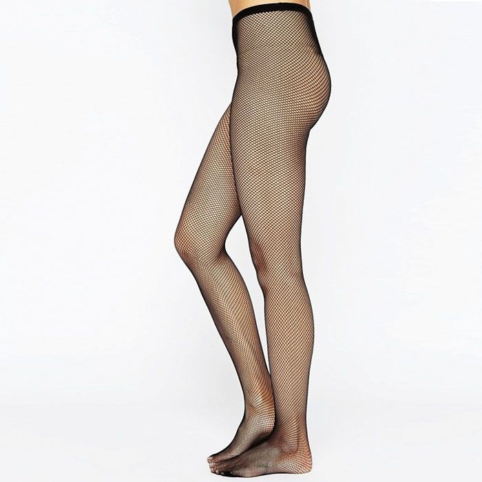 b2e1dbd11 How to Wear Fishnet Tights and Look Chic