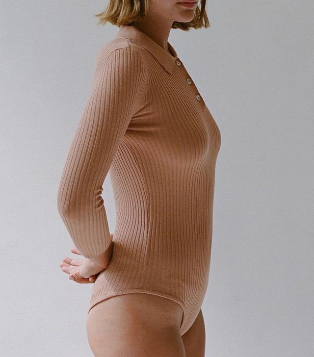 The Bodysuit of Barcelona Tennis Bodysuit
