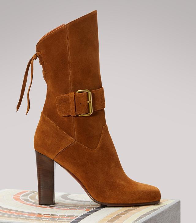 Michel Vivien Saphir Boots