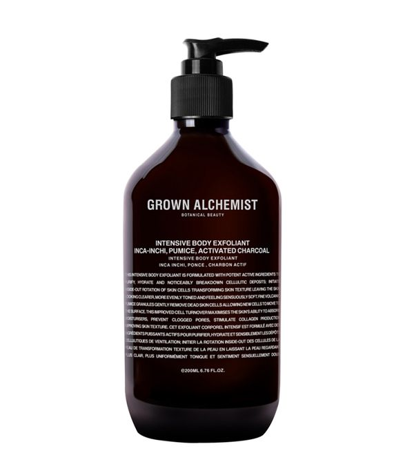 Intensive Body Exfoliant with Activated Charcoal