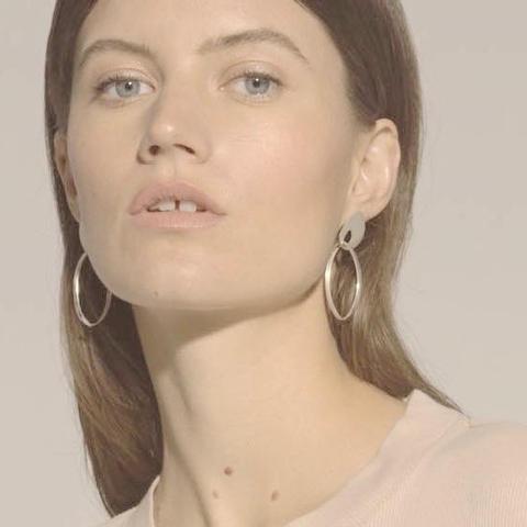 Hoop Set Earrings