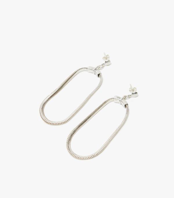 Soft Hoop Earrings