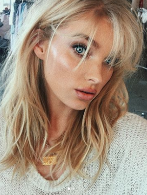 VS Angels Are Chopping Their Hair Into This Buzzy Pinterest-Approved Style