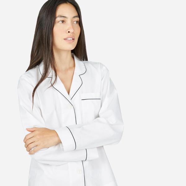 Everlane Oxford Pajama Shirt