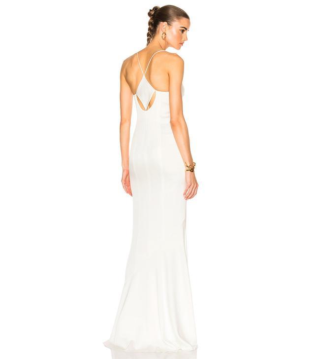 for FWRD Slit Spaghetti Strap Dress