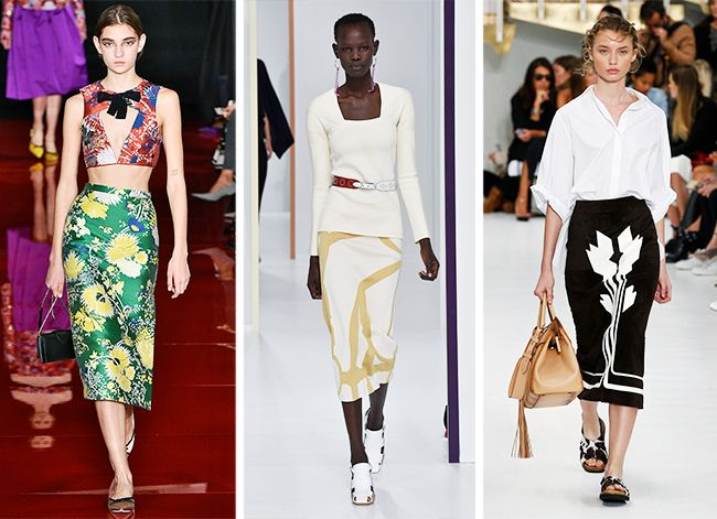 e43748361bc4 Summer 2018 Fashion Trends: All the Key Catwalk Looks | Who What Wear UK