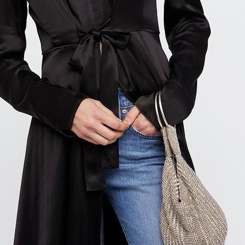 Rosalita Embellished Clutch
