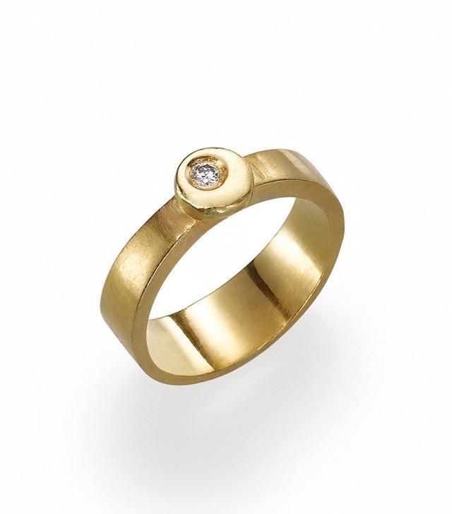 Oaka Titan Engagement Ring