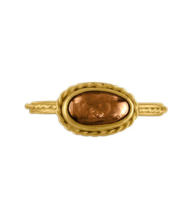 Prounis Wine Sapphire Chorda Ring