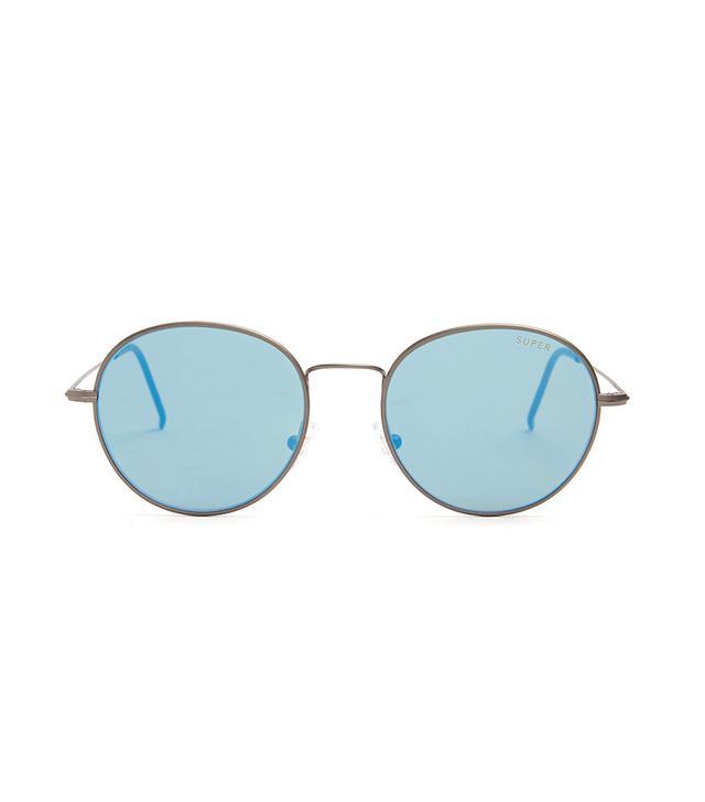 Wire Zero mirrored sunglasses