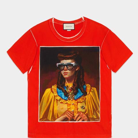 Ignasi Monreal Print T-Shirt