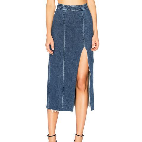 Amber Long Skirt