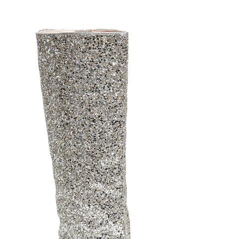 Olina Glitter Knee-High Boot