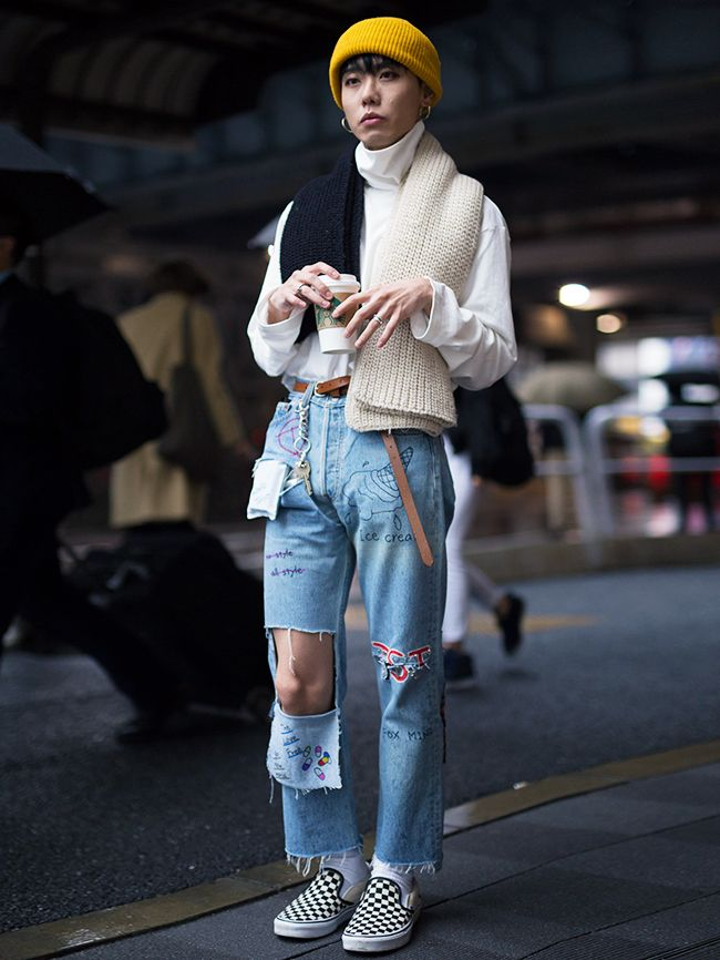 Japanese Street Style: 25 Cool Fashion Girls From Tokyo ...