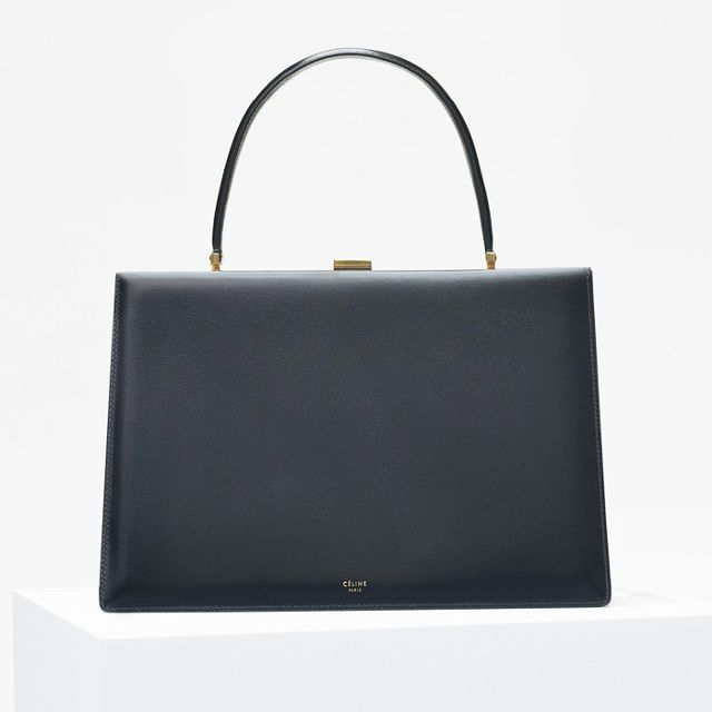 Céline Medium Clasp Bag