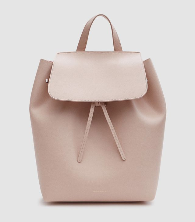 Backpack in Rosa/Rosa