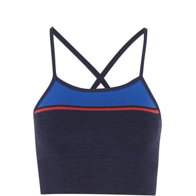 Yoga Stretch-knit Sports Bra