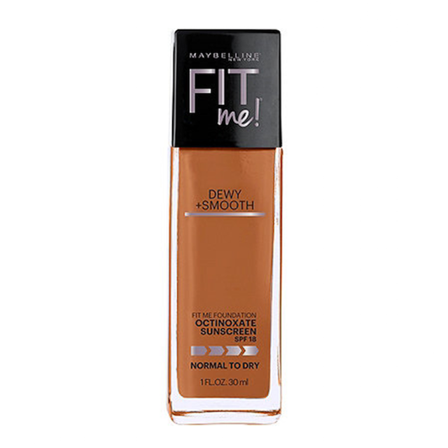 Maybelline Fit Me Dewy and Smooth Foundation