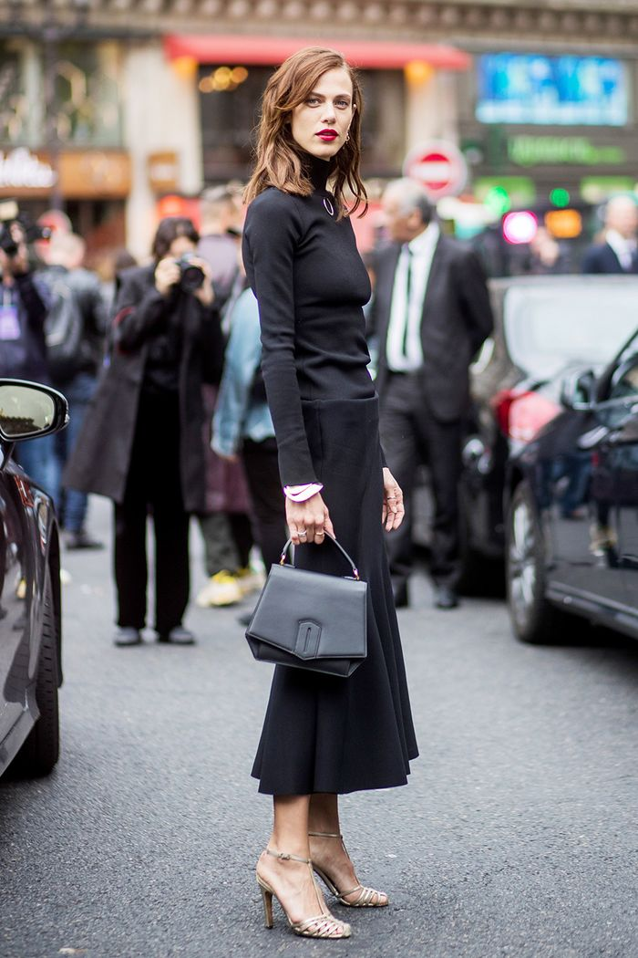 Get Inspired With Our Roundup Of All Black Work Outfits Who What Wear