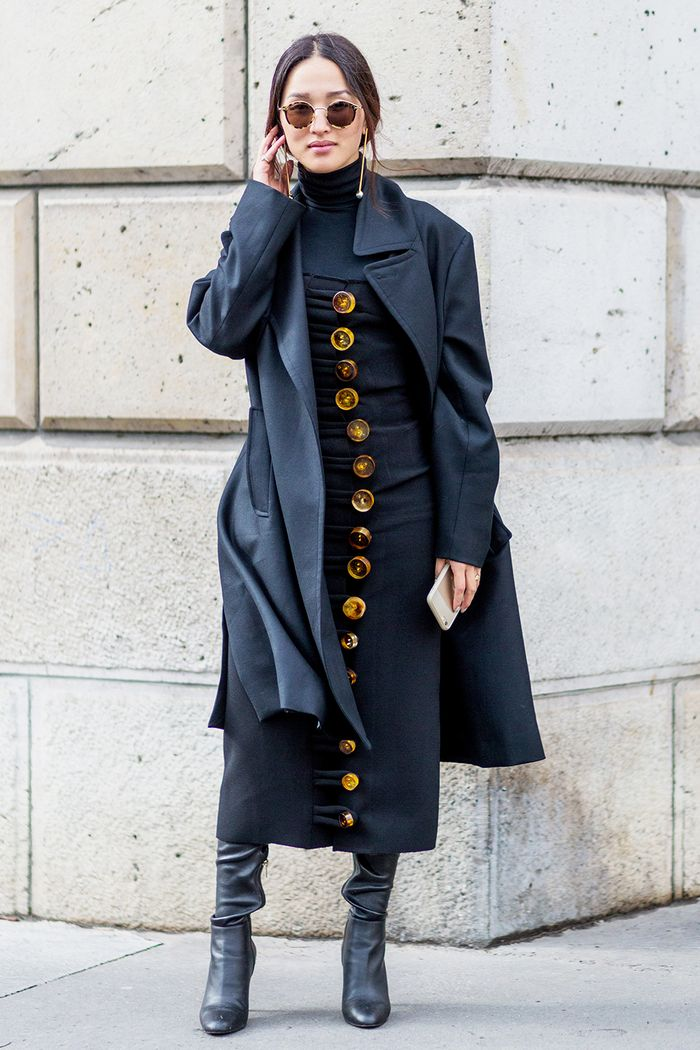 Get Inspired With Our Roundup Of All Black Work Outfits