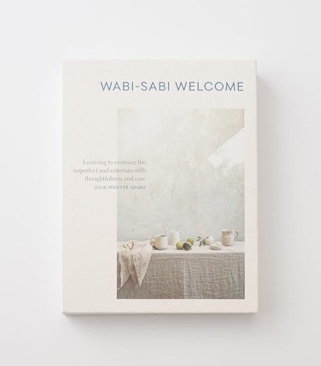 Wabi-Sabi Welcome by Julie Pointer Adams