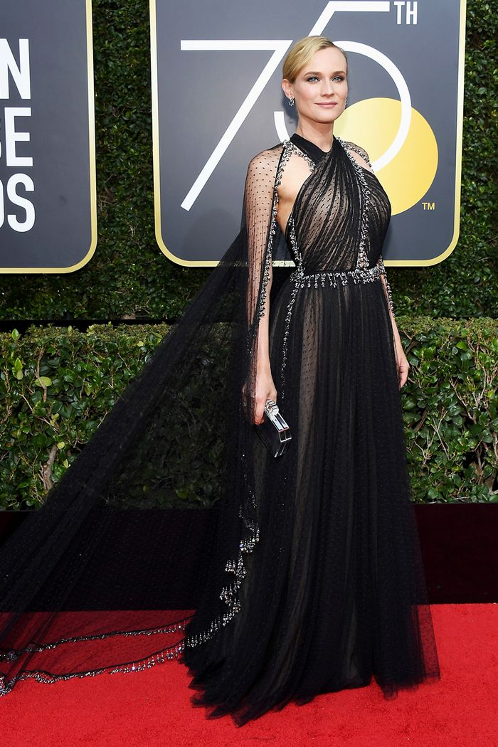 Golden globes red carpet 2018 who what wear - Golden globes red carpet ...
