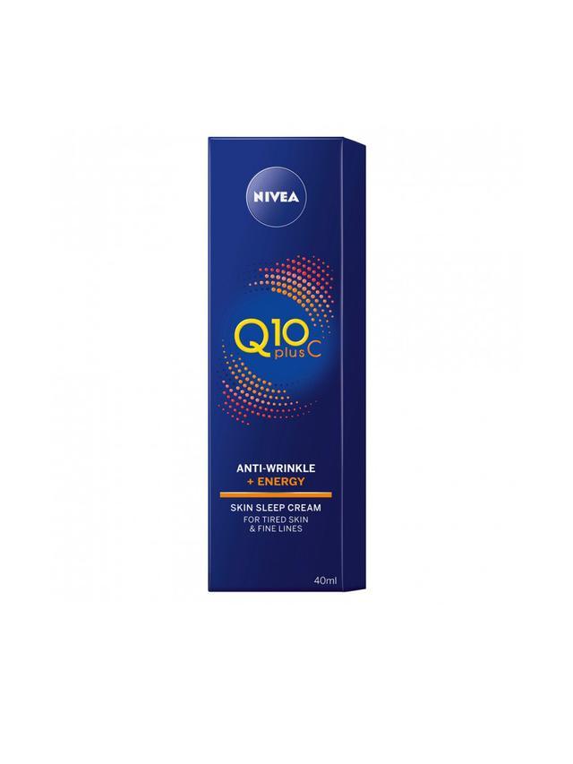 Nivea Q10 + C Energy Night Sleep Cream