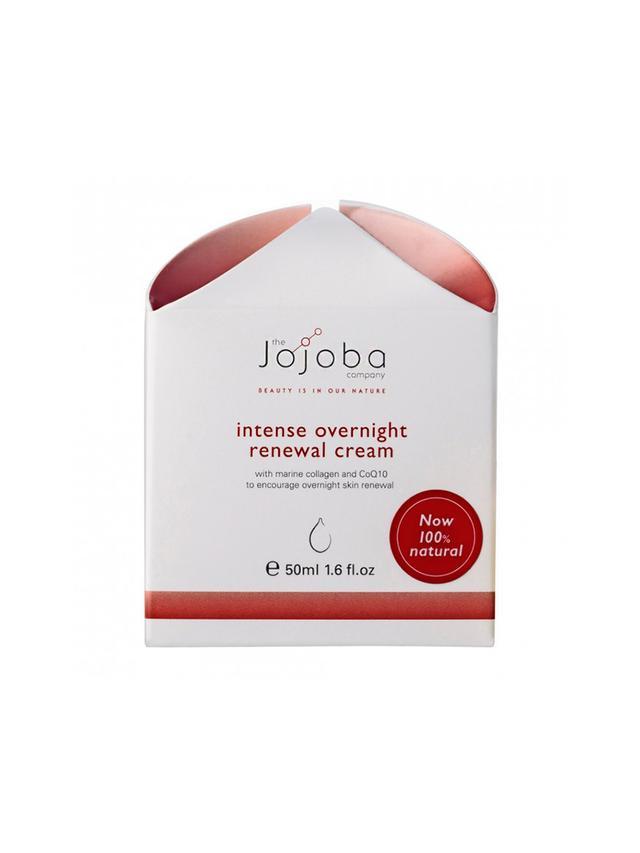 Jojoba Company Intense Overnight Renewal Cream