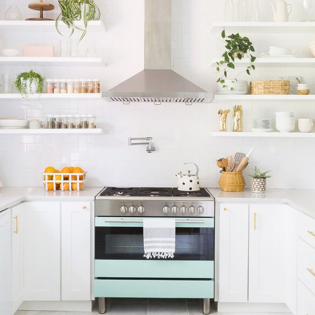 These Kitchens Prove That Subway Tile Backsplashes Will Never Go Out of Style