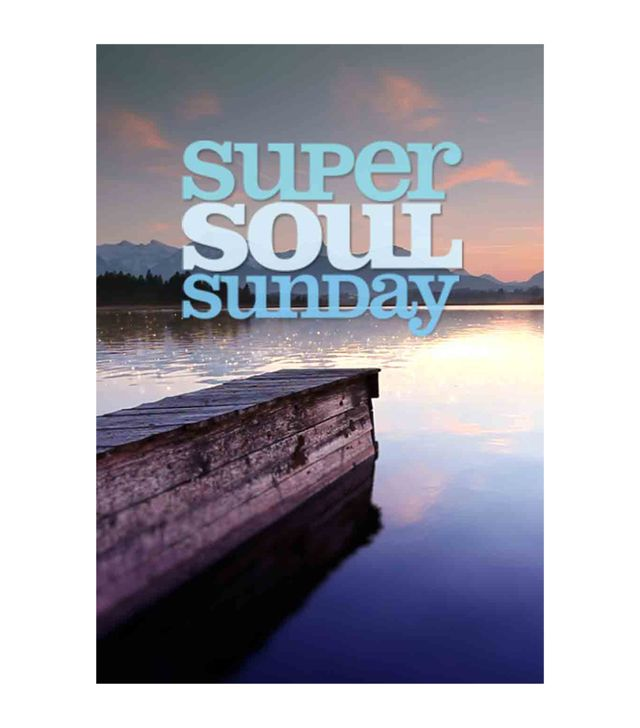 Oprah Super Soul Sunday