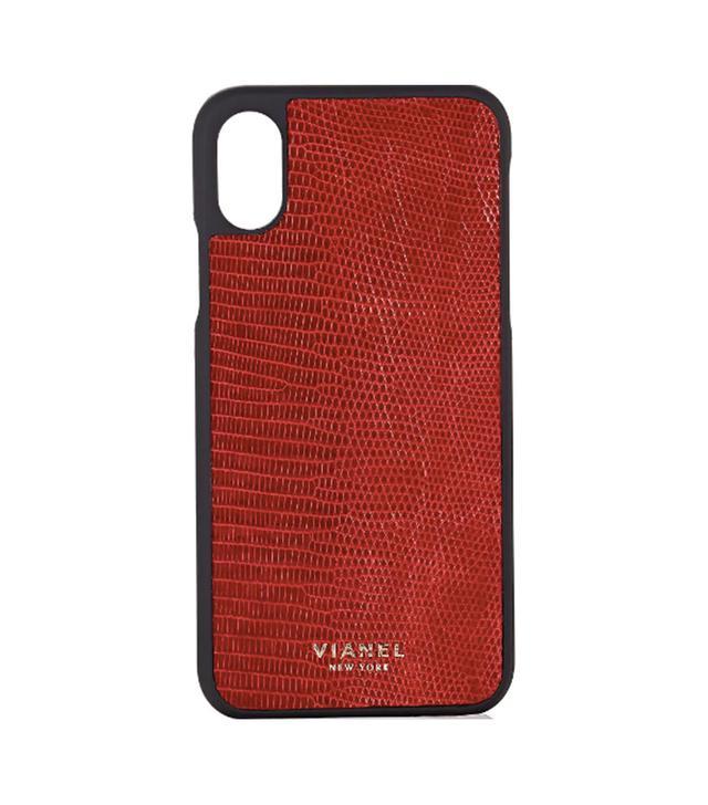 Vianel NY Lizard iPhone X Case