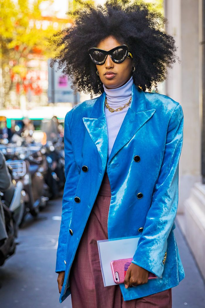 71d57be6e14e7 The Blazer Styles That Are Taking Over Right Now | Who What Wear