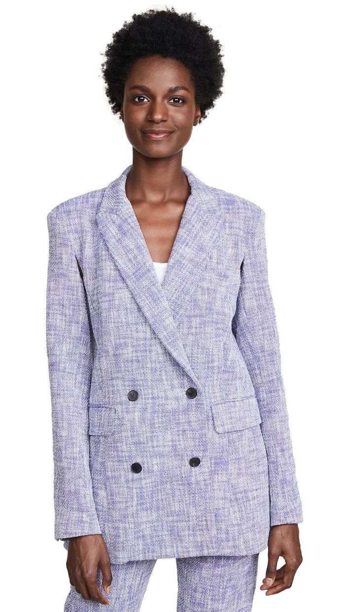 933575f5aa2e The Blazer Styles That Are Taking Over Right Now