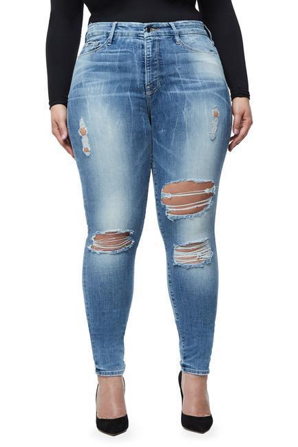 Pantyhose under jeans